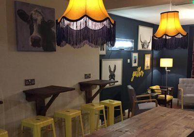 Hostel Dining Room